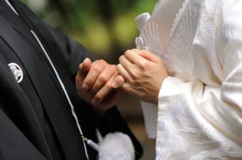 和婚で白無垢を着る意味