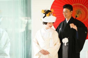 仙台国際ホテルで和装人前式
