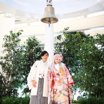 misonoさんnosukeさん結婚式